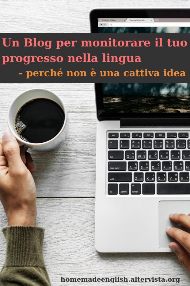 blog per progresso lingua