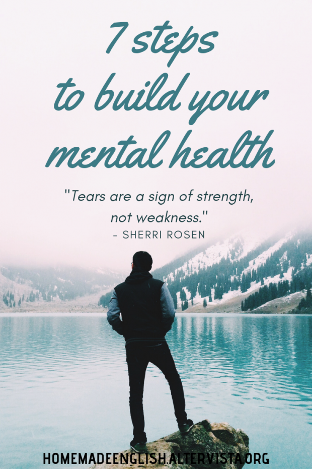 Steps to build mental health