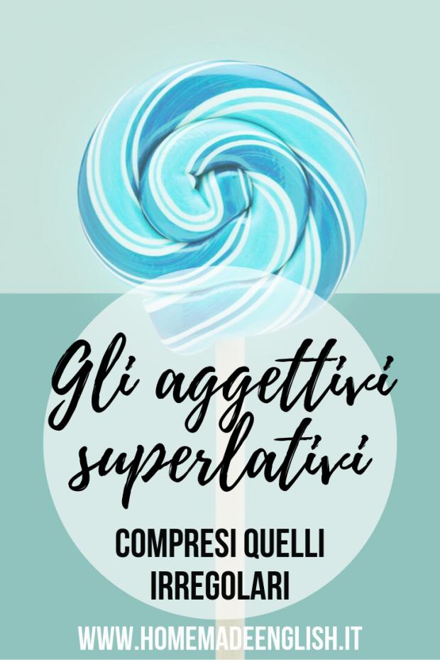 Aggettivi superlativi