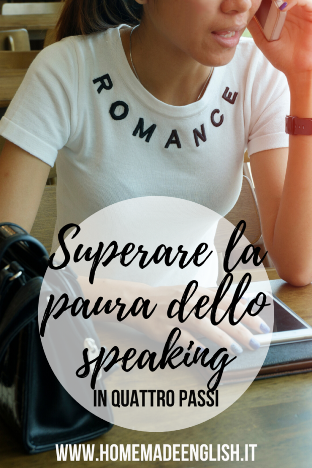 Paura dello speaking
